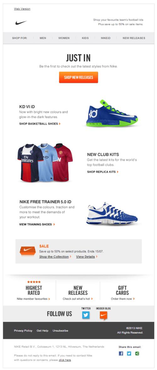 Nike-New