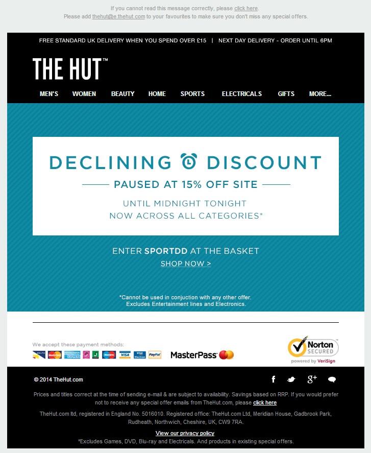The-Hut-Sale