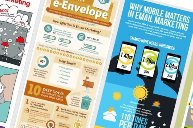 Top-Email-Marketing-Infographics