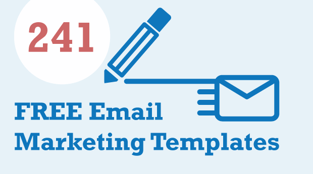 241 Free Email Marketing Templates
