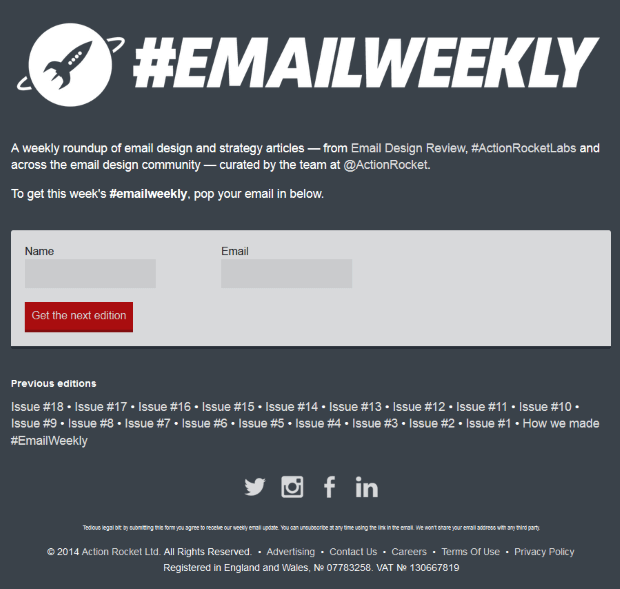 email-weekly