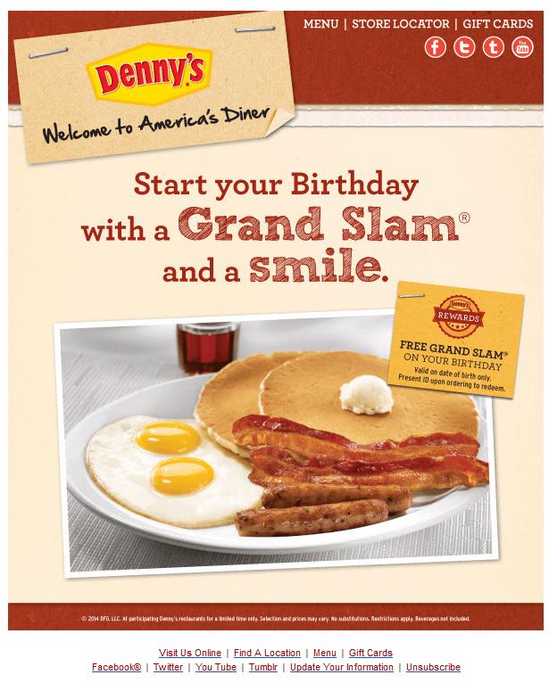 Dennys-Birthday